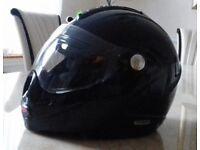 Motorcycle helmet size M/L - Caberg