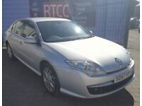 2007 (57 reg), Renault Laguna 2.0 dCi S 5dr Hatchback, 3 MONTHS AU WARRANTY INCLUDED, £1,895 ONO