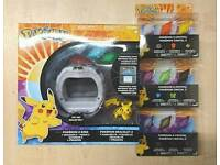 Pokemon T19202 Z-Ring Game TOMY for Nintendo 3DS/2DS with 3 Box (9 pack)