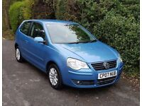 2007 Volkswagen Polo 1.4 Polo S **New MOT and Service**