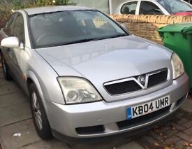 Vauxhall Vectra in good Condition, 1 year MOT, Lady Owner