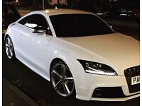 Audi TTS 2.0 Tfsi Turbo Charged Engine 272ps DSG hpi clear 12 months mot 30.000 miles (2008)