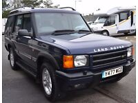 Landrover Discovery TD5 GS (2001)