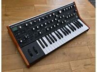 MOOG Sub 37 paraphonic analogue synthesizer