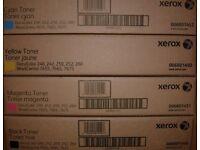 Xerox DC240/250/252 toner cartridges
