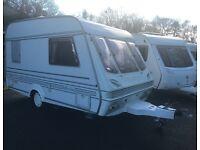 Compass Refelction 360/2 1995 2 Berth Caravan + Motor Movers