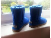 Authentic Ugg boots size 4-5