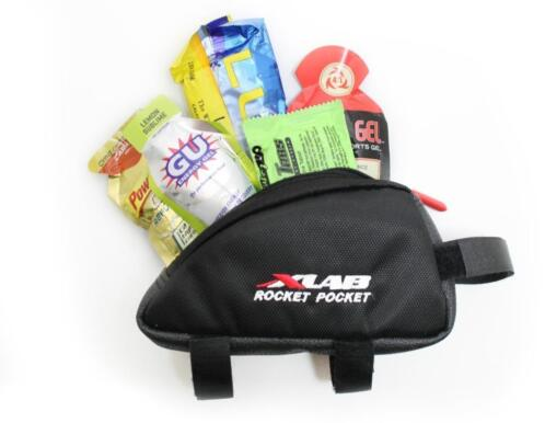 Xlab rocket pocket, mini bag, mega bag en mezzo bag