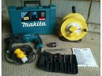 Makita hr2230 110v hammer drill