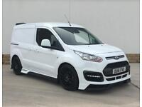 2016 16 FORD TRANSIT CONNECT M SPORT 1.6 TDCI 115BHP ~ NO VAT ~ RARE ~ MAY PX