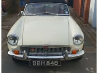 MGB Roadster heritage body shell