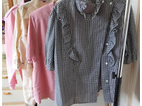 Assorted blouses size 44
