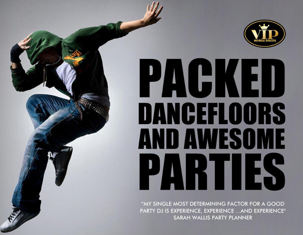 AWESOME PARTIES and PACKED DANCEFLOORS Mobile Disco &