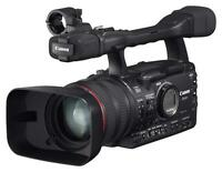 Canon XH A1 HDV professional video camera