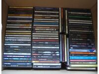 Box of approx 120 CDs