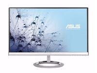 "Asus MX239H 23"" IPS HD LED-backlit LCD Monitor 1920 x 1080, 5ms, DVI/HDMI/VGA)"