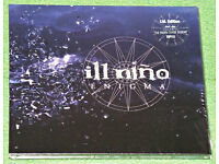 Ill Nino - Enigma (Ltd. Edition Digipak CD 2008 Album) - New & Sealed!!!
