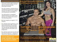 Personal training & online coaching from a fitness model& a bodybuilder. Weight loss,muscle building