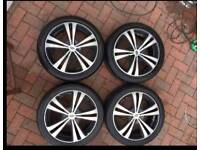 Alloys for sale 17s 4 stud
