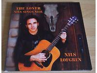 Nils Lofgren - THE LONER Nils sings Neil