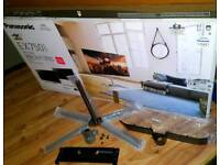 NEW Panasonic EX750 Pedestal TV Stand. Latest swivel and telescopic lift design. Sony, Samsung.