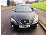 Seat Leon 2.0 TDI FR CR 220 bhp 2010 not golf Audi A3 gti gtd a4 330d 320d cupra