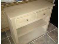 Sideboard shelf unit