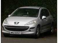 Peugeot 207 s