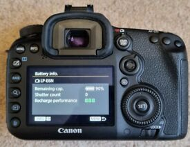 Canon EOS 7D MKii and Tamron 17-50mm F2.8 package