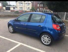 2009 Renault Clio 1.2 Dominique Low Miles Only 62K Full MOT Ideal 1st Car