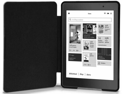 FOREFRONT+CASES+SHELL+for+KOBO+AURA+2nd+edition+black