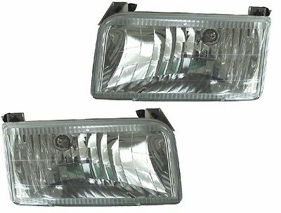 COACHMEN CATALINA 1996 1997 CRYSTAL PAIR HEADLIGHTS HEAD LIGHTS LAMPS RV - SET