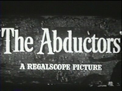 THE ABDUCTORS 1957 (DVD) VICTOR MCLAGLEN