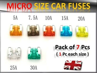Car Electical Spare Emergency Travel Fuse Box Fuses Blade An Spade For Mazda