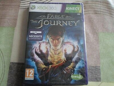 FABLE THE JOURNEY ( XBOX 360 KINECT ) NOUVEAU  for sale  Shipping to South Africa