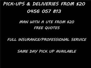 BRISBANES CHEAPEST FURNITURE COURIER FROM $20 ALL AREAS   CALL OR Chermside Brisbane North East Preview