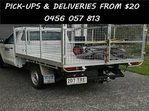 BRISBANES CHEAPEST FURNITURE COURIER FROM $20 ALL AREAS Nundah Brisbane North East Preview