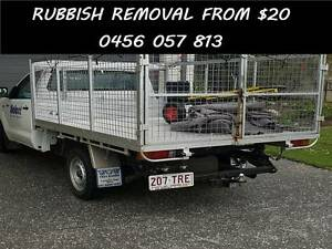TIP RUN / RUBBISH REMOVAL FROM ONLY $20 CHEAPEST QUOTES! Nundah Brisbane North East Preview