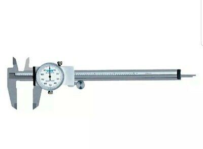 Fowler 72-008-706 Shockproof Dial Caliper 0-6in. 72008706