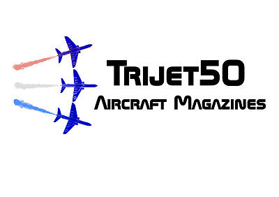 Trijet50 Aircraft Magazine Store