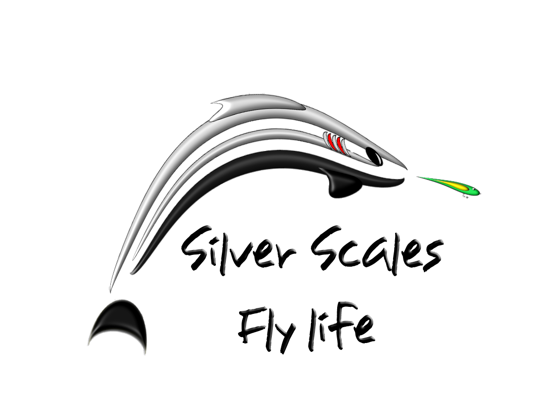 Silver Scales Fly Tying