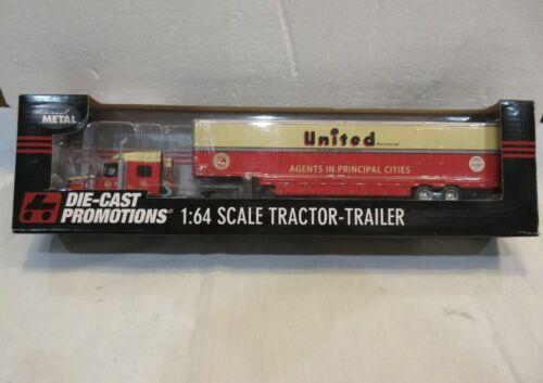 DCP International Lonestar  United Van Lines w/Kentucky Trailer 1/64