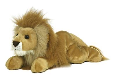 Best Plush Super Soft Brown Cute Lion Toy Stuffed Animal Big Teddy Adorable Gift