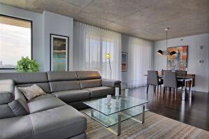 GRIFFINTOWN, 2 beds, 2 bath 1 parking, View, corner unit ++
