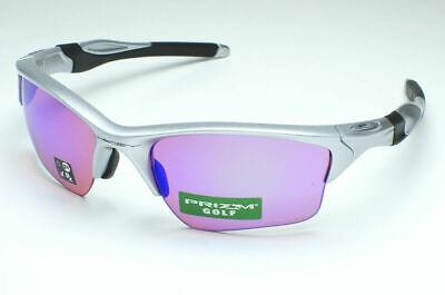 Oakley Half Jacket 2.0 XL Sunglasses OO9154-6062 Silver Frame W/ PRIZM Golf (Oakley Silver Sunglasses)