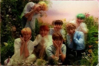 BTS Bangtan Boys Love YourselfOfficial Photocard Limited Ver. Rare!
