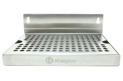 Kegco Sewm-86 8 Wall Mount Drip Tray - No Drain
