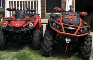 2018 CAN AM XMR 850 / Only 100km 13500