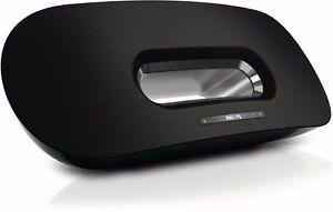 Philips Drahtlos Stereo Lautsprecher Dock Apple AirPlay für iPhone 5S 6S 7