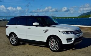 2015 Range Rover Sport HSE Cairns Cairns City Preview